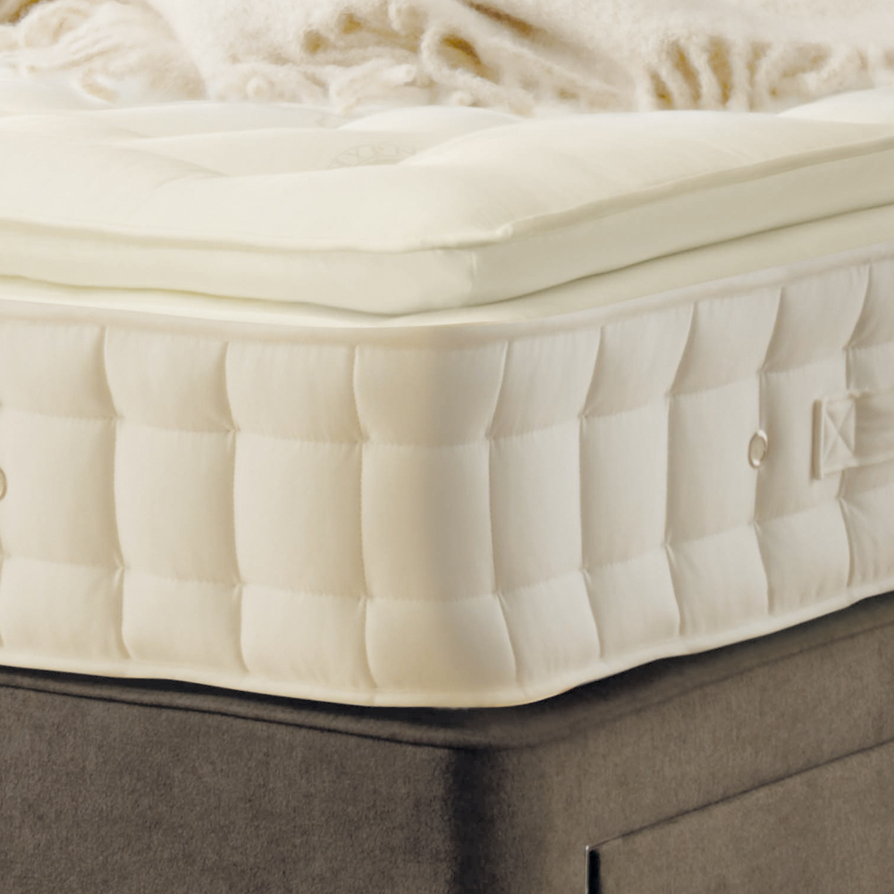 SAUNDERTON PILLOW TOP 75CM X 190CM MATTRESS
