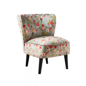Willow Accent Chair Shangri La Fabric