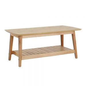 Daro Kayu Coffee Table With Shelf