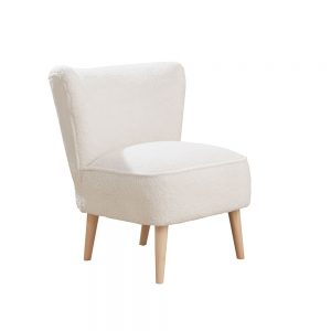Willow Woolly Accent Chair