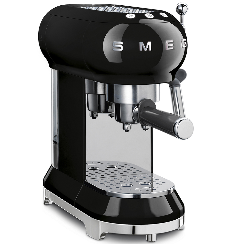 Smeg Espresso Machine Black