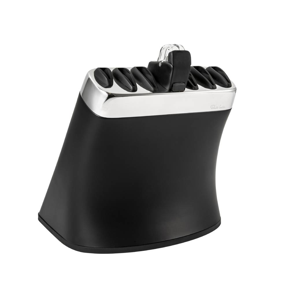 Robert Welch Signature Knife Block with Sharpener