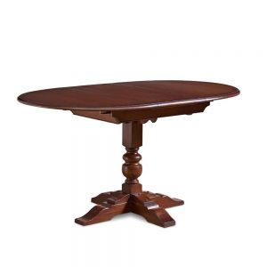 Old Charm Aldeburgh Oval Extending Table