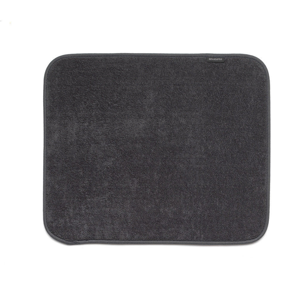 Brabantia Microfibre Drying Mat Dark Grey