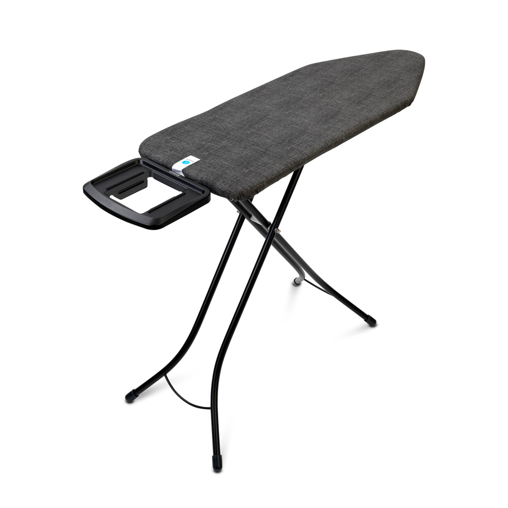 Brabantia Size C Ironing Board (124x45cm) Denim Black