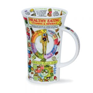 Dunoon Healthy Eating Mug