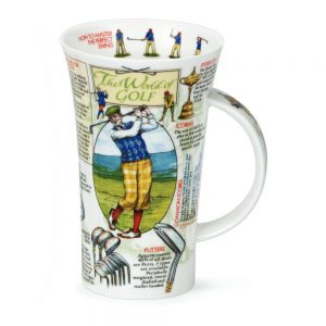 Dunoon Glencoe World of Golf Mug