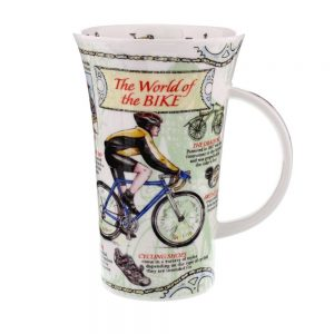 Dunoon Glencoe World of Bikes Mug