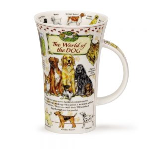 Dunoon Glencoe World of Dogs Mug
