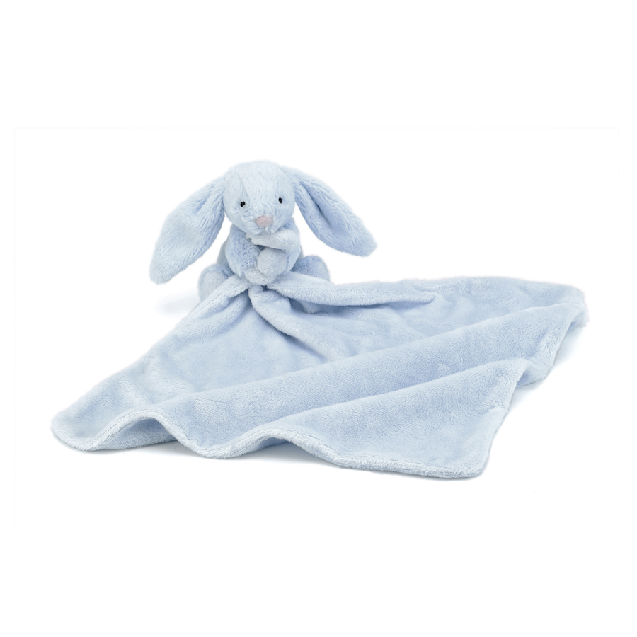 Jellycat Bashful Bunny Soother Blue