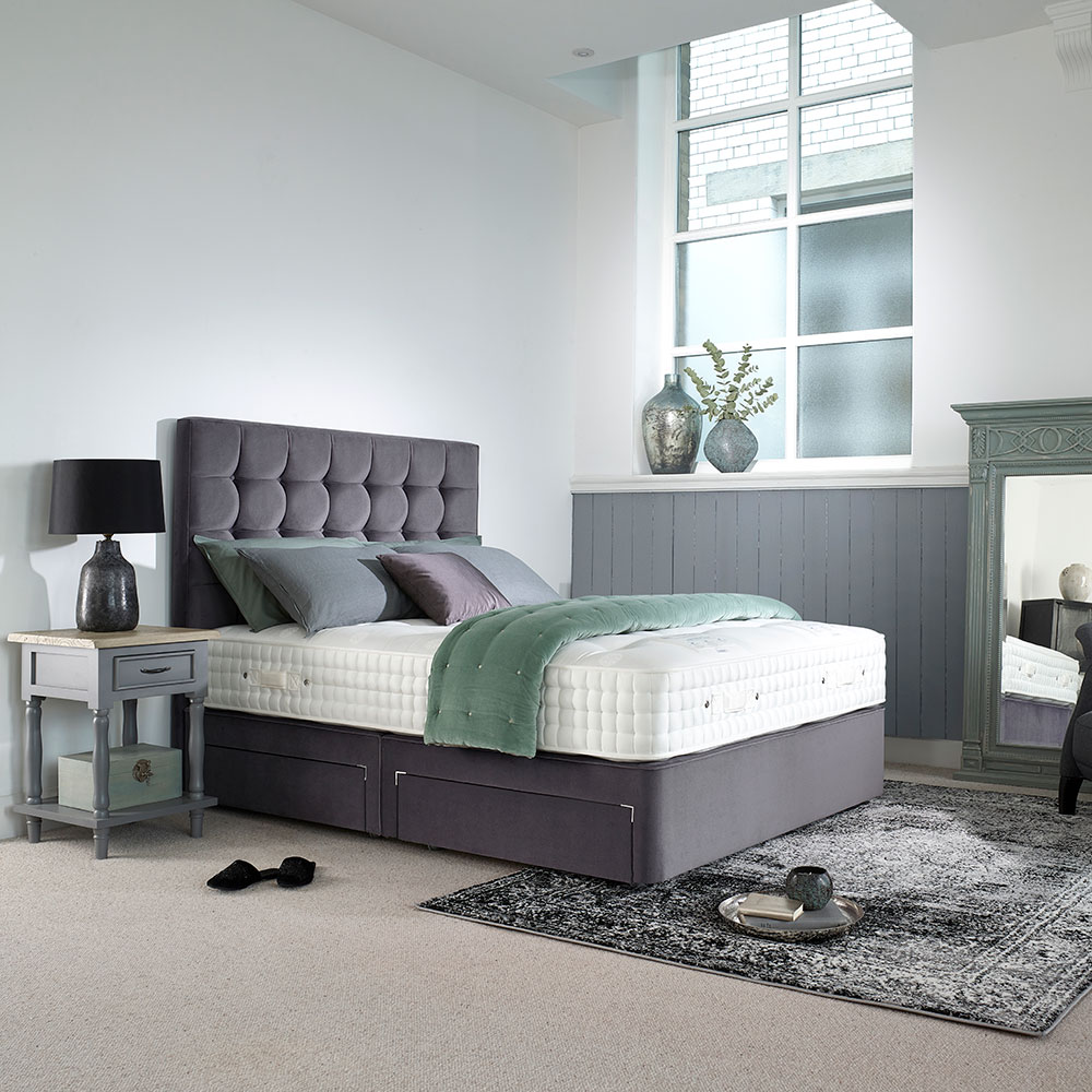 Harrison Hollyhock Divan Bed