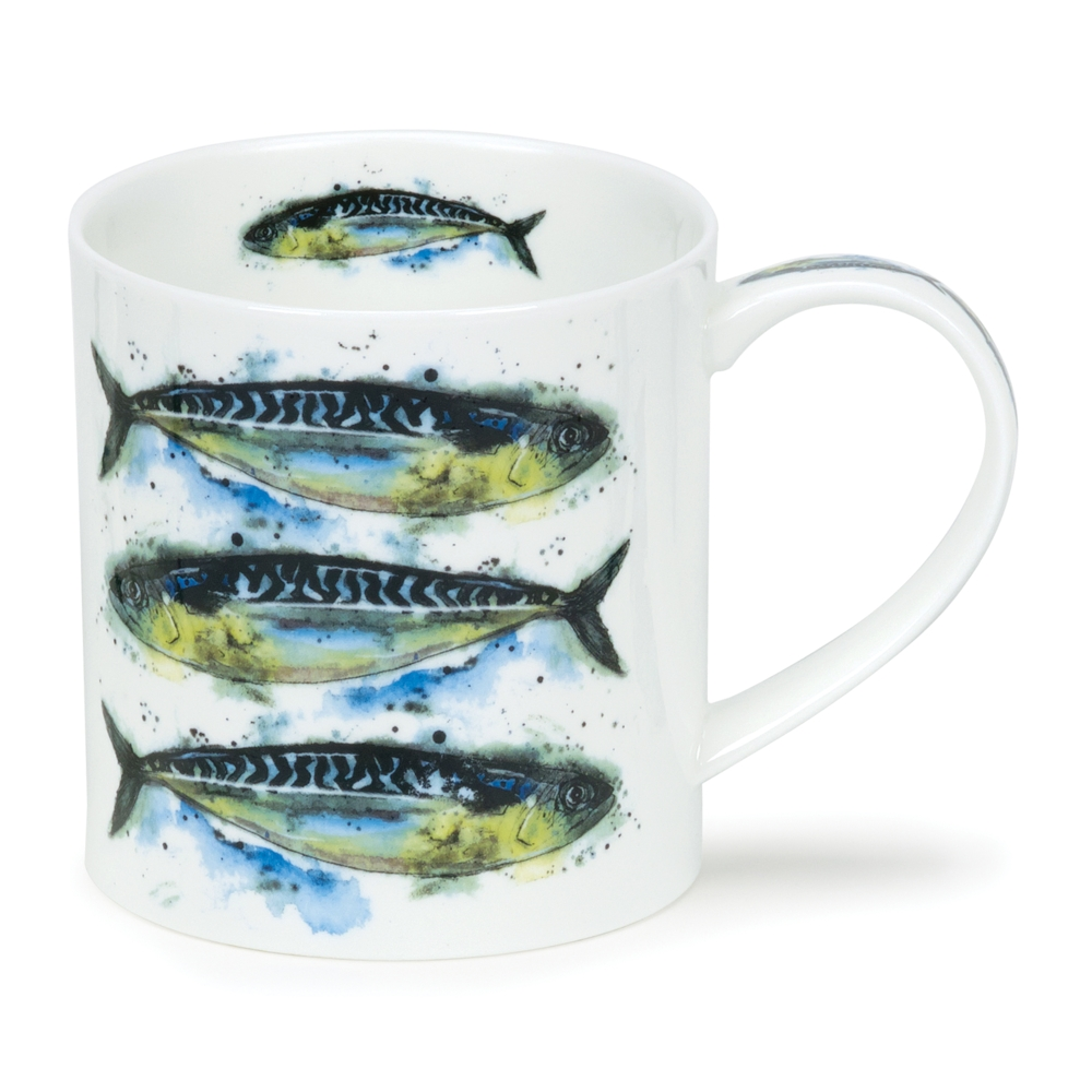 Dunoon Orkney Dolly Hot Dogs Mug