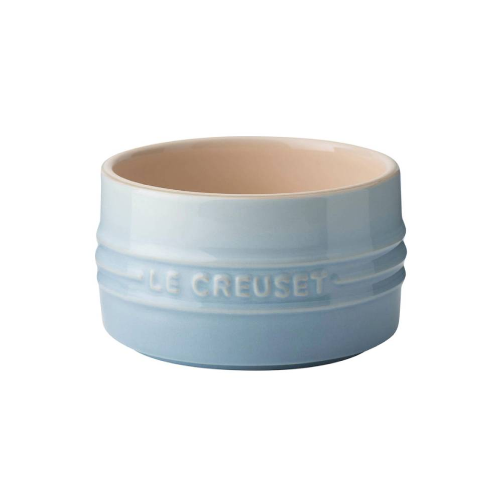 Le Creuset Stackable Ramekin Coastal Blue