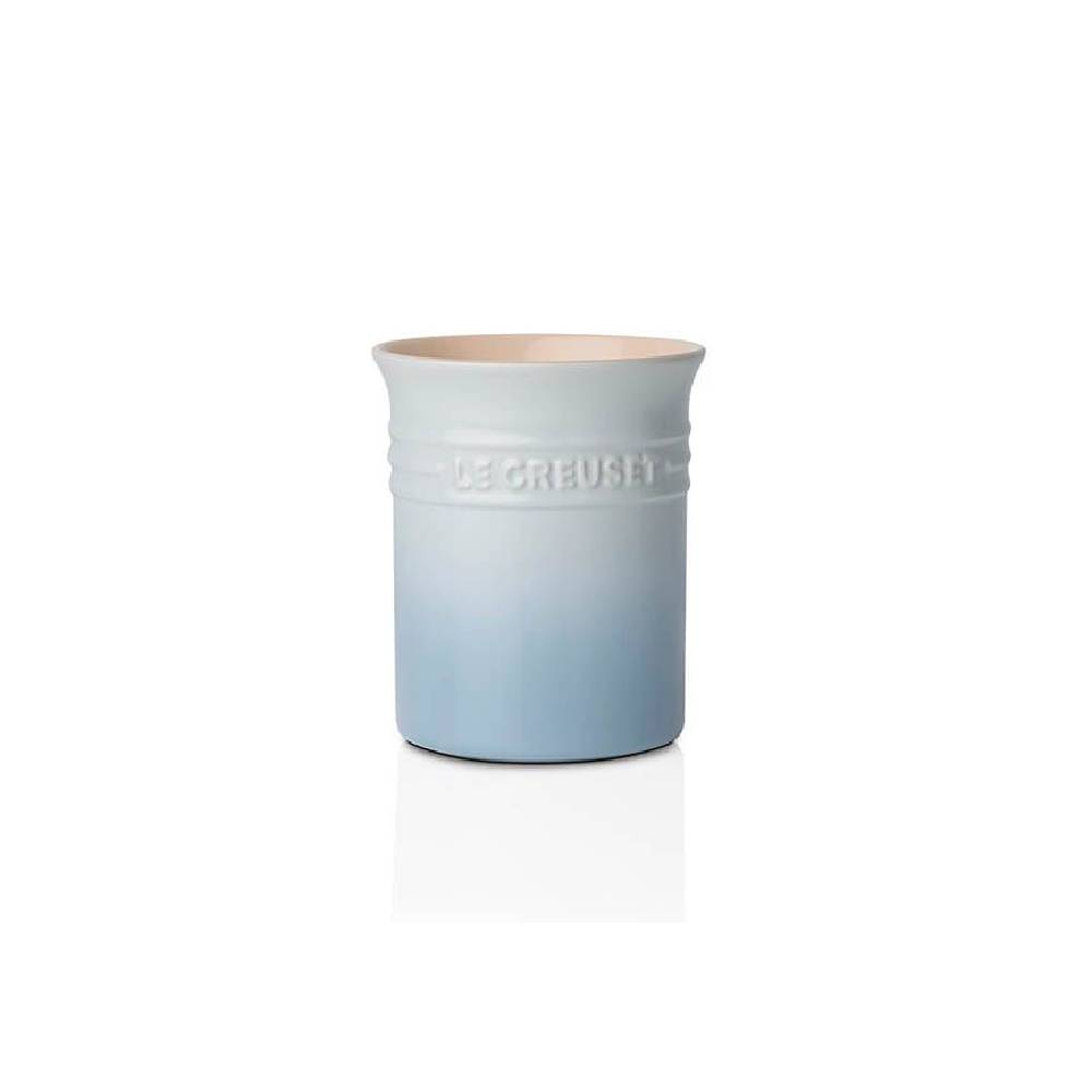 Le Creuset Utensil Jar Coastal Blue