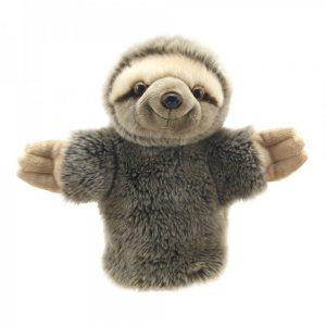 CarPet Glove Puppet Sloth