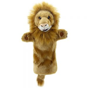 Long Sleeved Puppet Lion