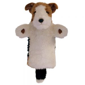 Long Sleeved Puppet Fox Terrier