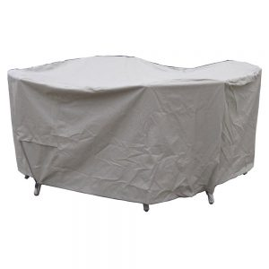 Bramblecrest 100-120CM Round Table Set Cover