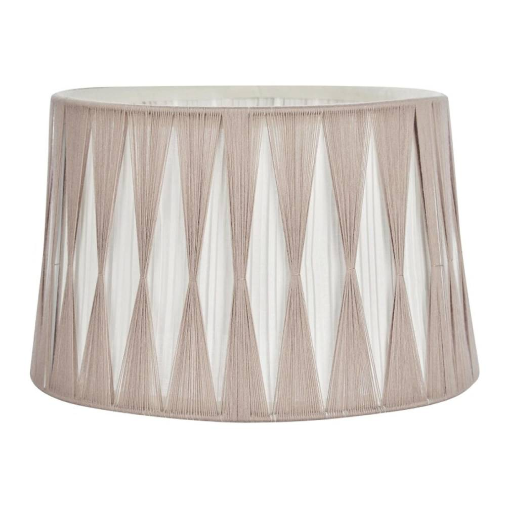 Laura Ashley 12 Inch Pleated Natural Empire Shade