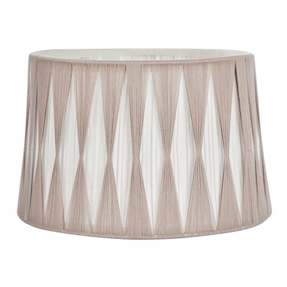 Laura Ashley 14 Inch Pleated Natural Empire Shade