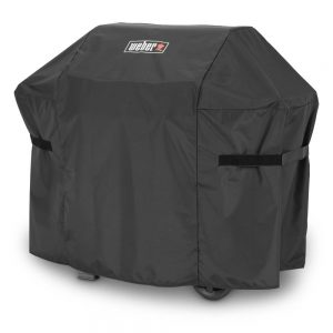 Weber BBQ Cover for Spirit 300 Series & Spirit 200 Series with Side Controls