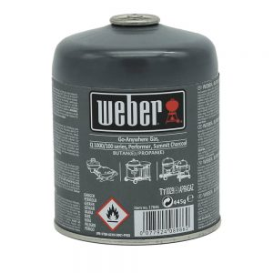 Weber BBQ Gas Canister
