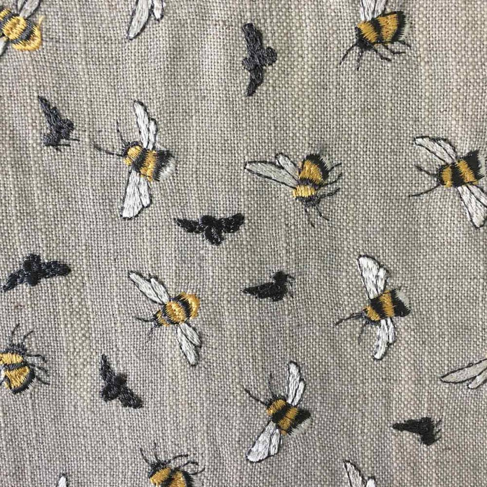 Edenmuir Bumble Bee Silver