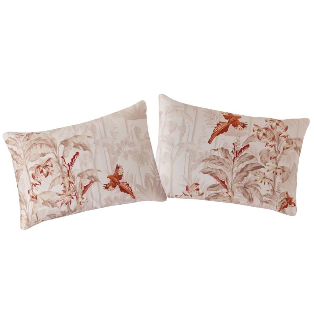 Ted Baker Serendipity Pillowcase Pair Sorbet