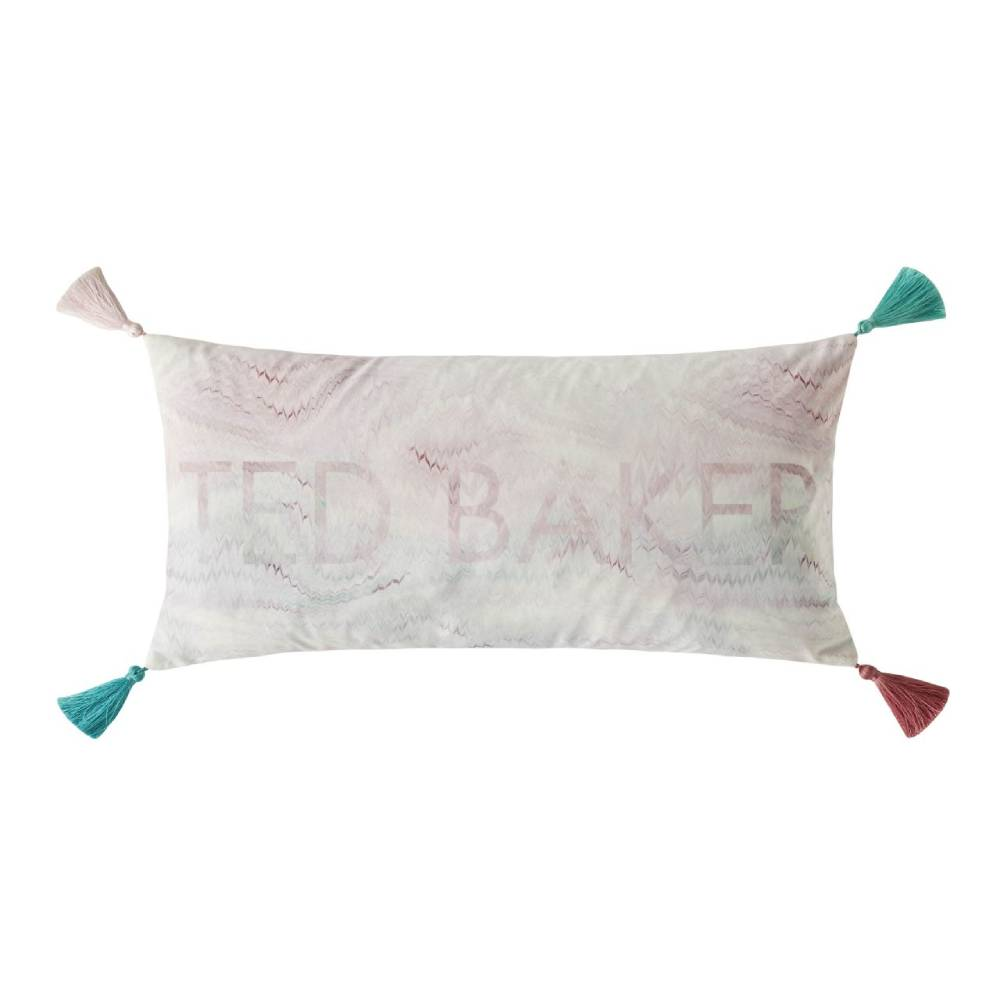 Ted Baker Sherbet Ink Cushion Sorbet 30x60cm