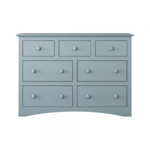 Solar 4+3 Drawer Chest of Drawers