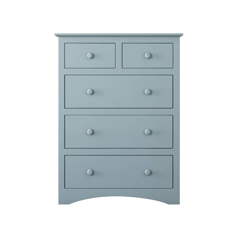 Solar 3+2 Drawer Chest of Drawers