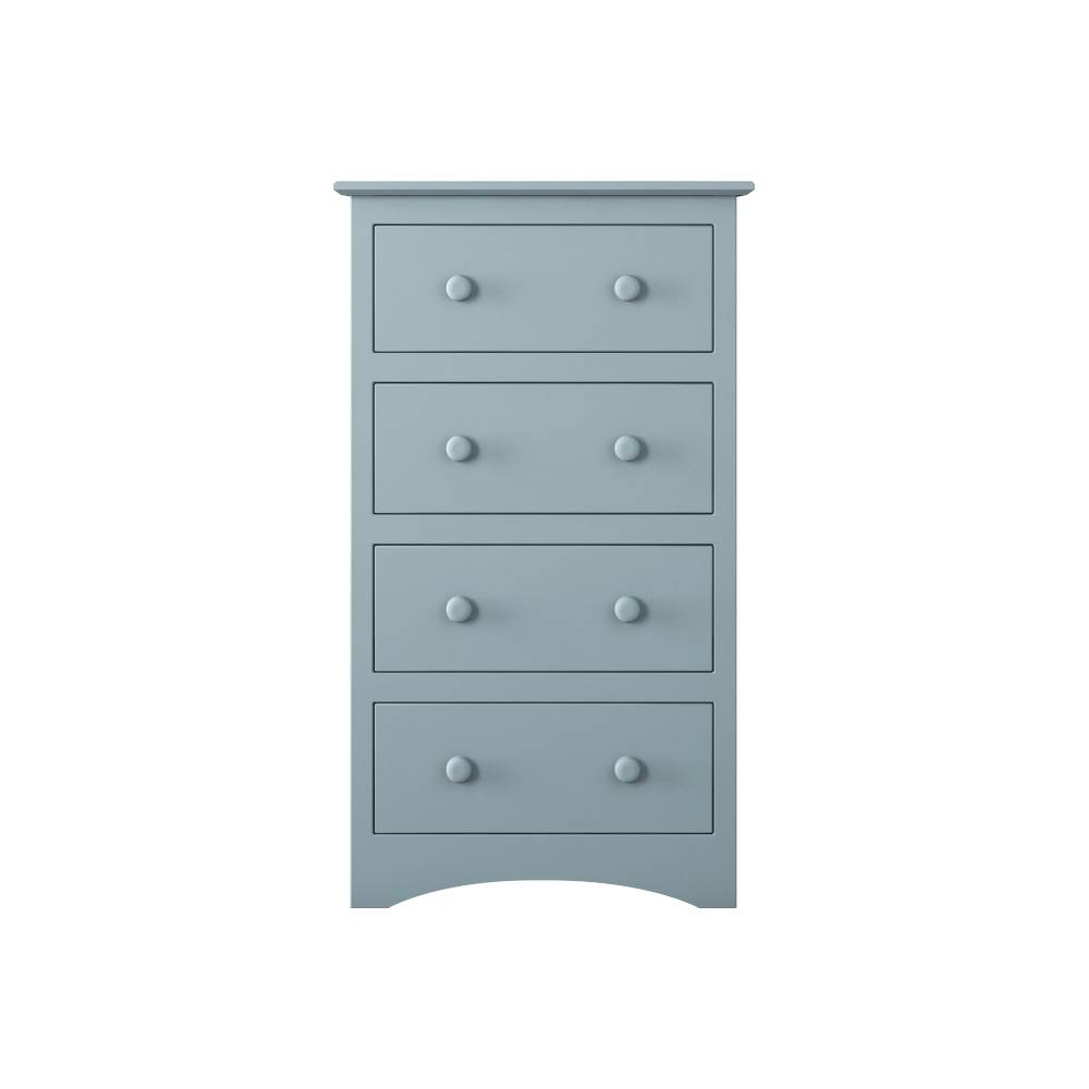 Solar 4 Drawer Chest of Drawers