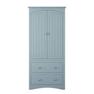 Solar Large Wardrobe with 2 Drawers