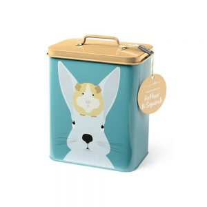 Burgon & Ball Rabbit & Guinea Pig Tin