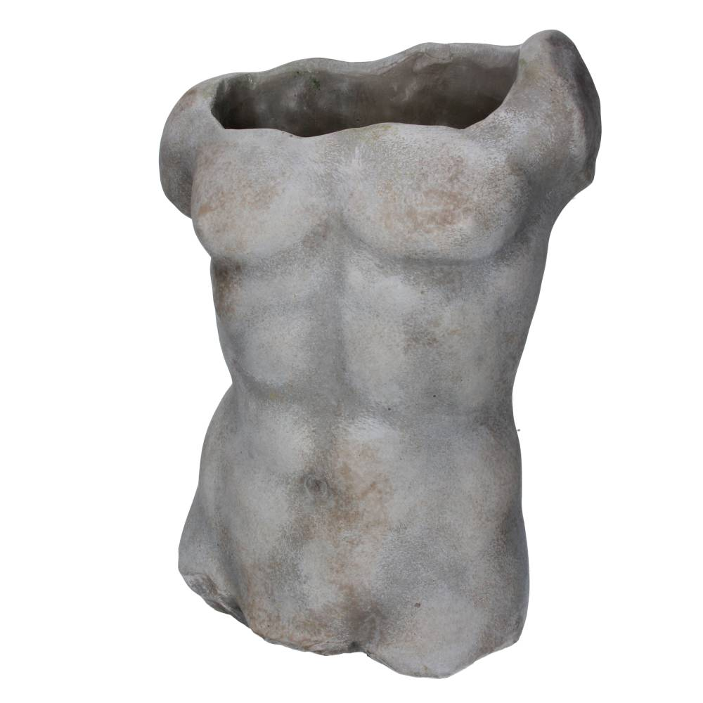 Gisela Graham Stome Effect Male Form Ornament