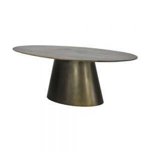 Java Oval Dining Table