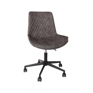 Fuji Quilted Swivel Chair