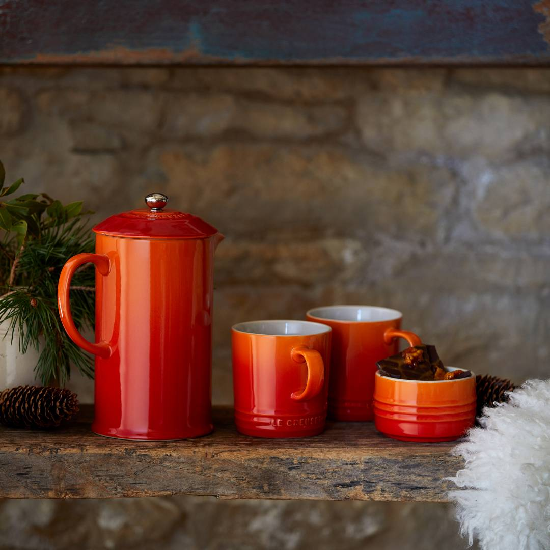 Le Creuset Volcanic Tableware and Kitchenware