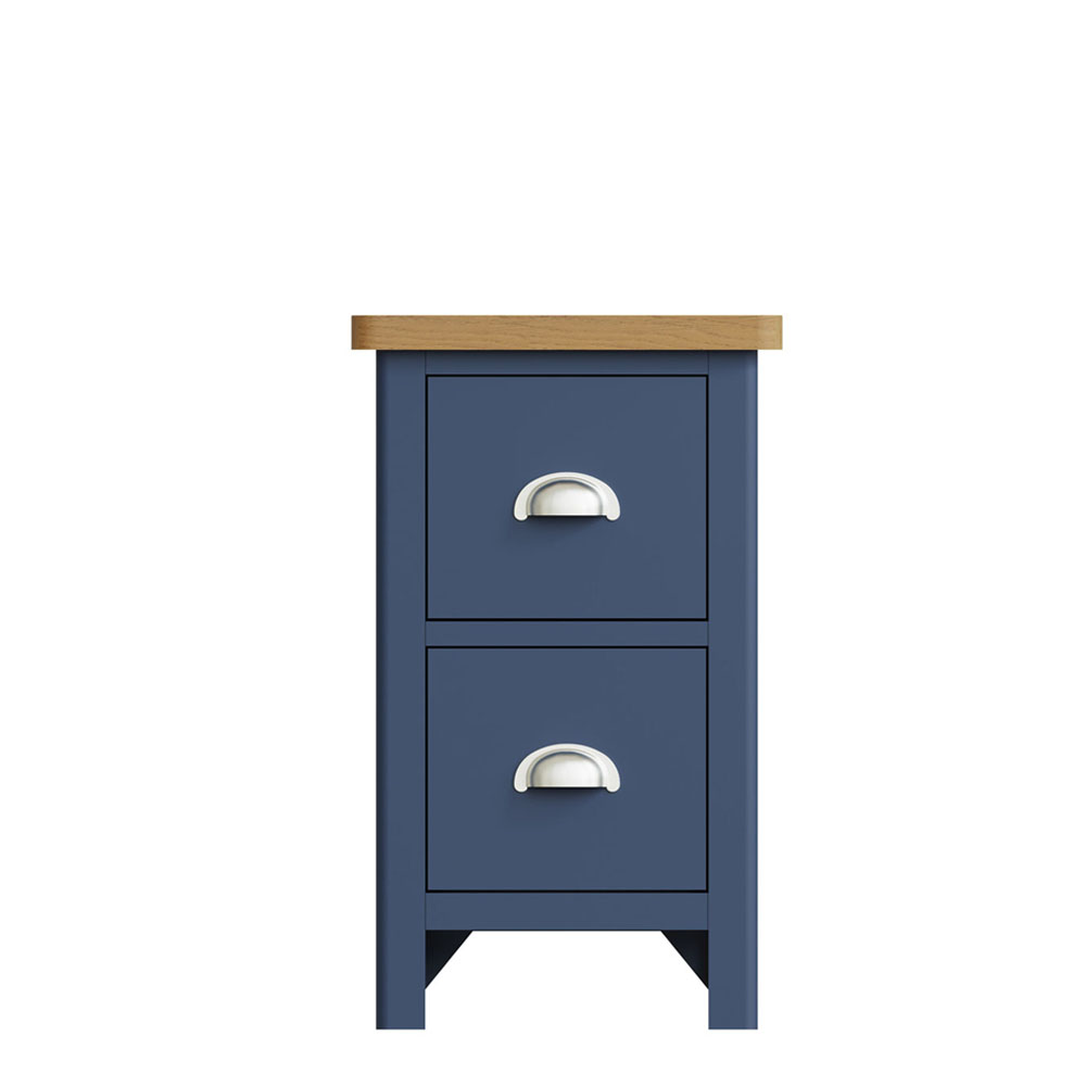 Rendham Small Bedside Chest Midnight