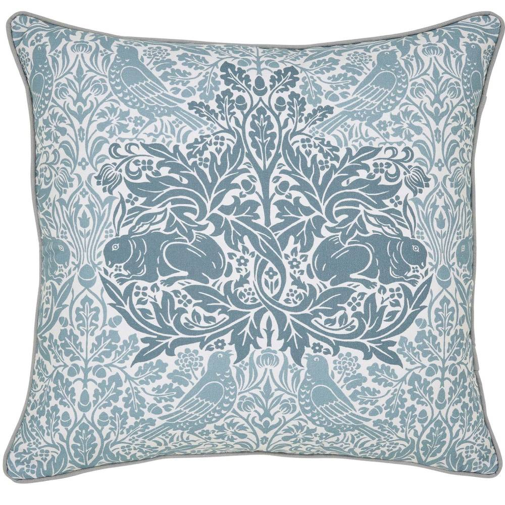 Morris Golden Lily Cushion 45 X 45 Fig