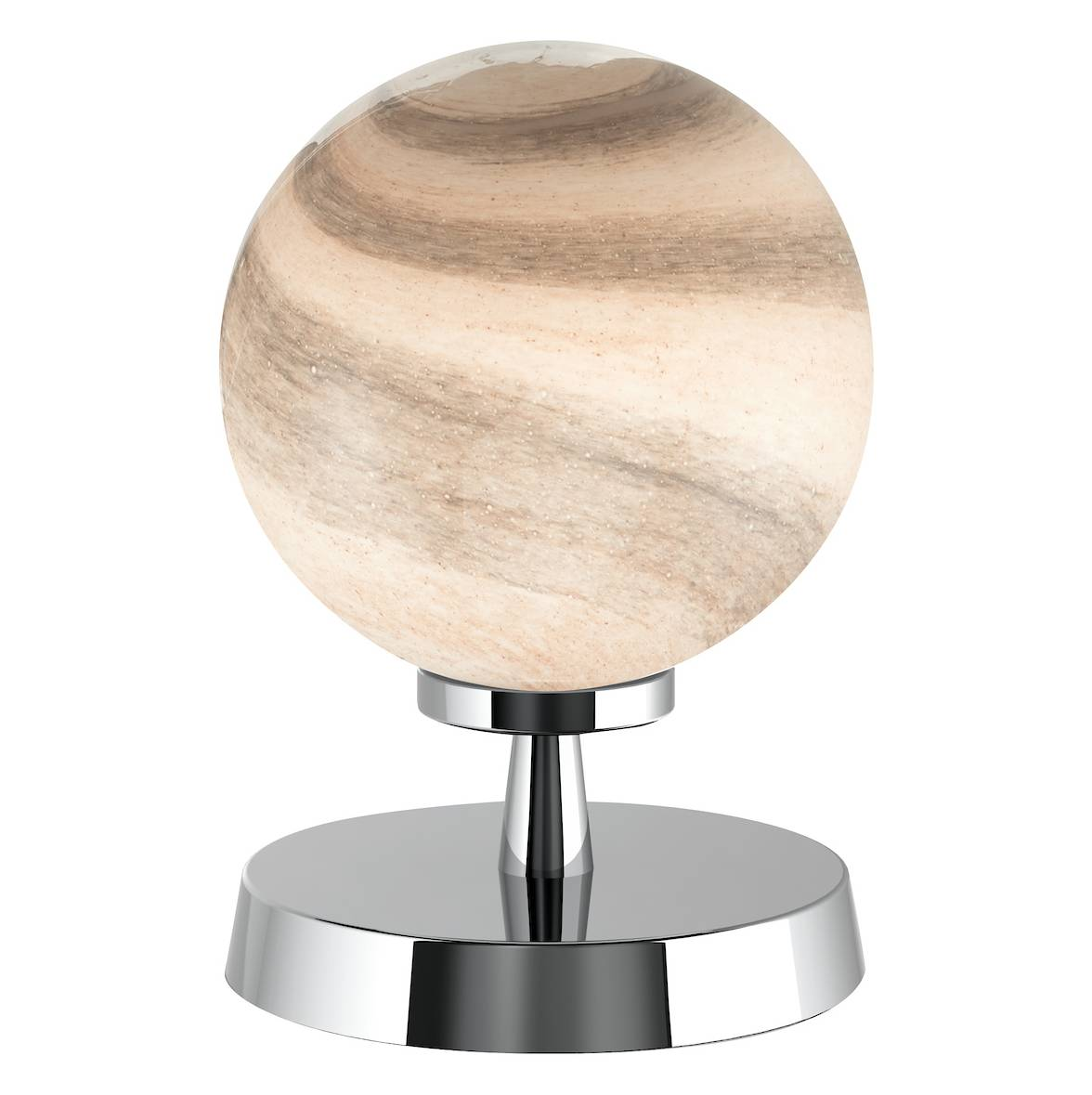 Esben Touch Table Lamp Planet Glass